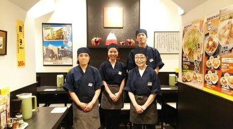 【週1/4h~OK】<食事まかない付>喜多方ラーメン坂内で、ホール・キッチンスタッフ募集